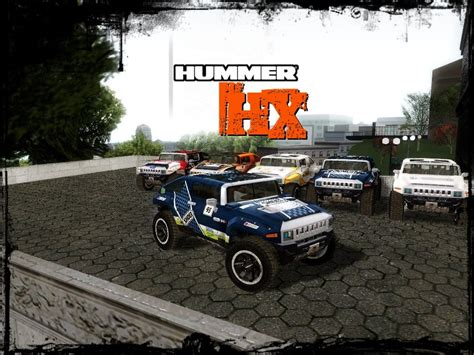 2008 Hummer Hx Concept From Dirt 2 Gta San Andreas