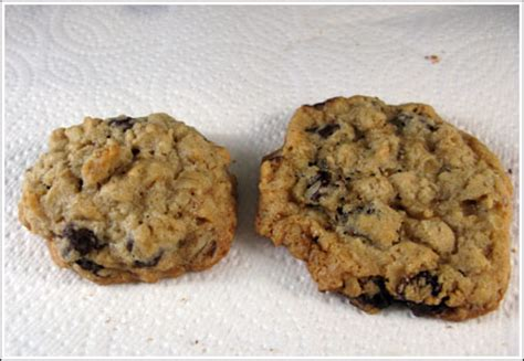 bleached vs unbleached flour oatmeal chocolate chip cookie madness cookie madness