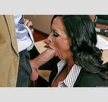 Busty Milf Nikki Benz Giving And Receiving Oral Sex In Courtroom Pornpics Com