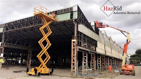hazrid asbestos removal aesbestos removal sydney