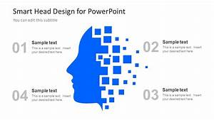 Smart Head Design For Powerpoint
