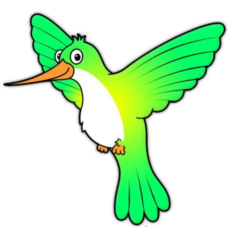 draw  hummingbird