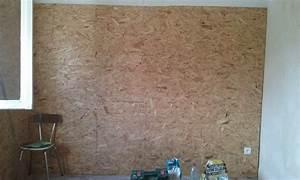 Mur En Osb : tribulations d 39 une stagiaire d co cocon d co vie nomade ~ Melissatoandfro.com Idées de Décoration