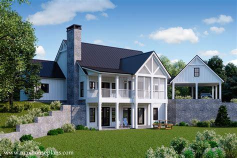 Modern Farmhouse House Plan