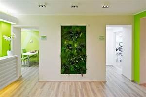 Pflanzen Für Flur : wandgestaltung mit echten pflanzen wandgestaltung ~ Bigdaddyawards.com Haus und Dekorationen