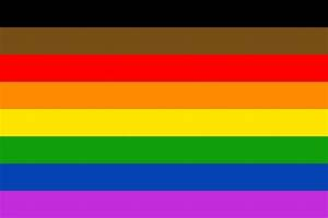 Why Philly decided to redesign the iconic Pride flag ...