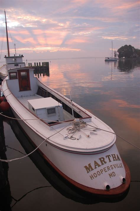 martha  hoopers island draketail chesapeake bay