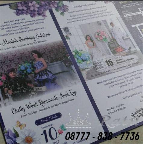 undangan pernikahan tni polisi elegant ratu undangan