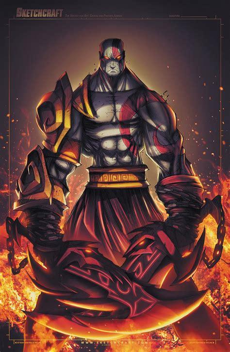 God Of War On