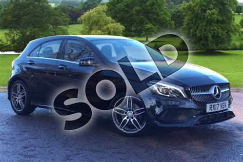 There aren't too many premium family hatchbacks on the market right now. Mercedes-Benz A Class A200 AMG Line Premium Plus 5dr Auto for sale at Mercedes-Benz of Grimsby ...