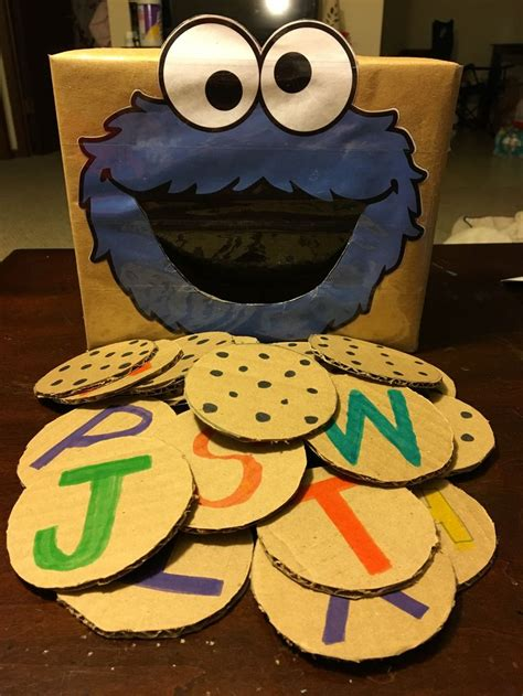 cookie monster math letter recognition game letter