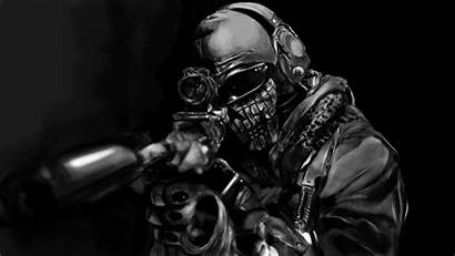 Duty Call Ghosts Wallpapers