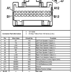Impala Wiring Schematic Diagram Images