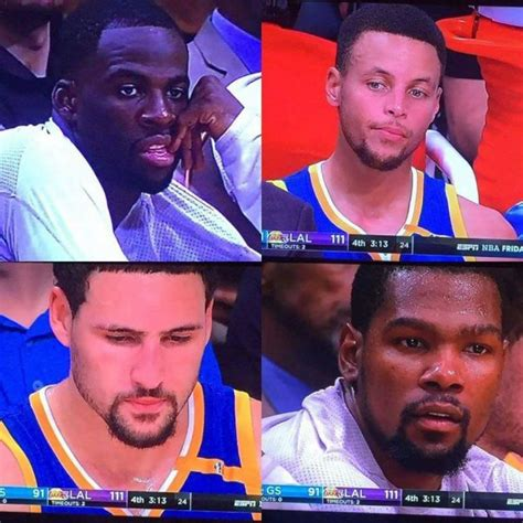 20 Best Memes of the Warriors Crushed by the Lakers