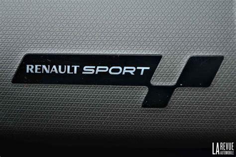 logo renault sport logo clio rs trophy 220 edc