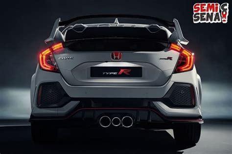 Gambar Mobil Honda Civic Type R by Harga Honda Civic Type R Review Spesifikasi Gambar
