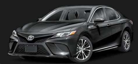 toyota camry xse  specs  features canada