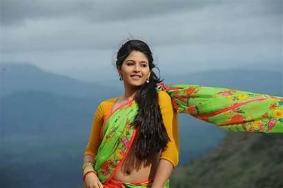 Saree Actress Wallpapers Anjali 1080p Photoshoot Wallpapersafari