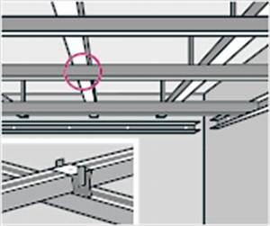 Profile Trockenbau Decke : decke abh ngen mit gipskartonplatten von hornbach ~ Orissabook.com Haus und Dekorationen