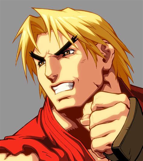 Ken Masters The Street Fighter Wiki Street Fighter 4