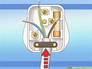 How To Wire A Uk Plug  12 Steps  With Pictures