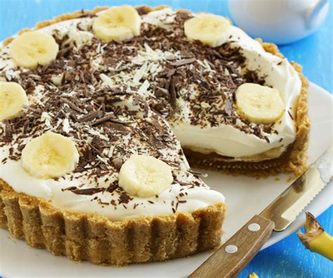 dessert facile tarte au chocolat et 224 la banane