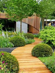 30, Simple, And, Affordable, Wooden, Garden, Path, Inspirations