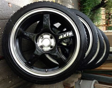 model fs axis reverb rims  black scionlifecom