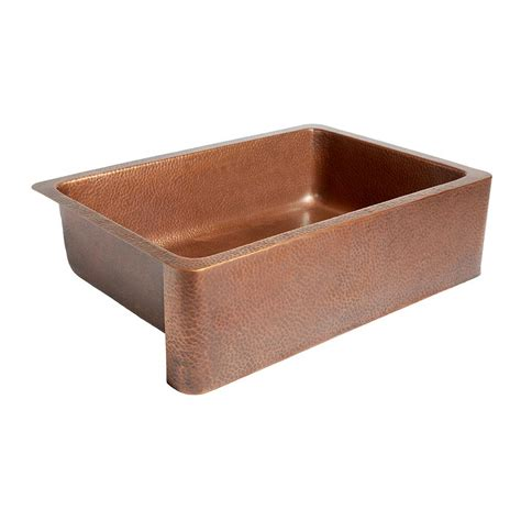 home depot copper sink sinks awesome copper sink home depot copper apron sink