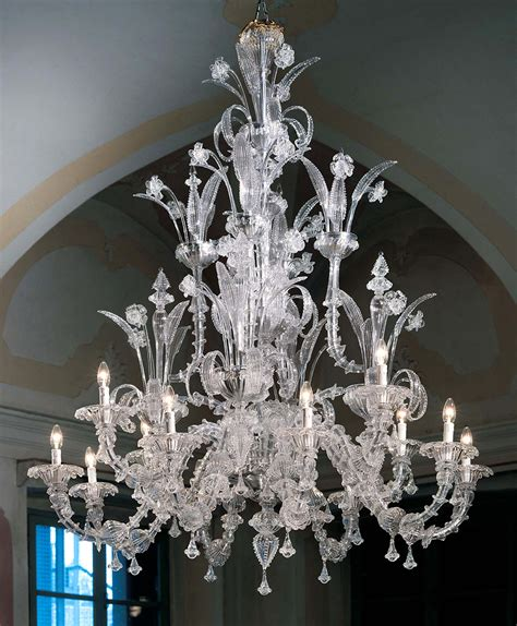 Chandeliers Glass murano chandeliers traditional venetian modern contemporary