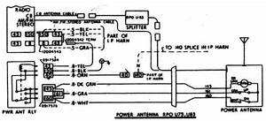 Adding A Power Antenna To  U0026 39 70  How To Make It Automatic