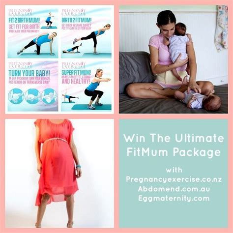 Competition Win The Ultimate Fitmum Prize Package