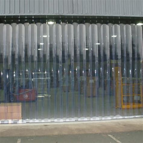 Plastic Blinds by Transparent Industrial Vertical Blinds Rs 500 Square