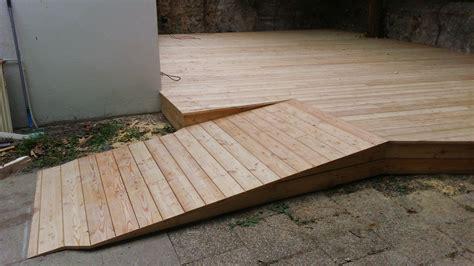 realisation d une terrasse en bois realisation d une terrasse en bois 4 nbc bois terrasse m233l232ze de 55 m178 wasuk