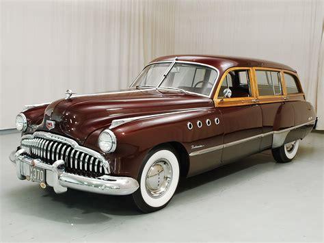 buick roadmaster woodie wagon hyman  classic cars