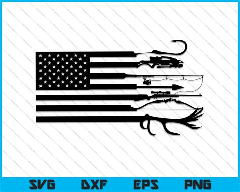 Hunting and fishing american flag svg, american flag design for t shirts, hunting fishing flag svg design for coffee cups decals cricut svg seleart 5 out of 5 stars (1,781) Hunting and Fishing American Flag SVG PNG Printable Files ...