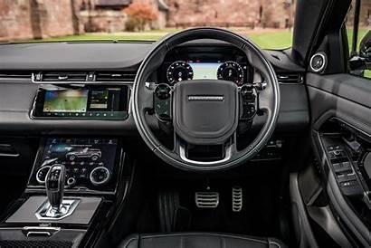 Evoque Rover Range Interior Land Dashboard Suv