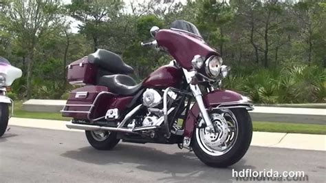 Used 2006 Harley Davidson Electra Glide Classic