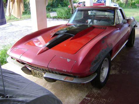 Craigslist Guam Boats by Corvettes On Craigslist Exiled 1967 Corvette On The