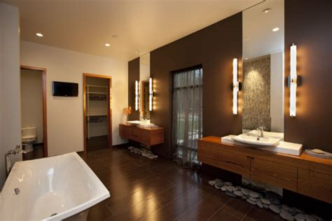 serene asian bathrooms    spas