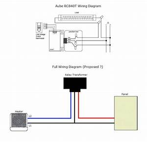 Relay  Transformer For Fan-forced Heater