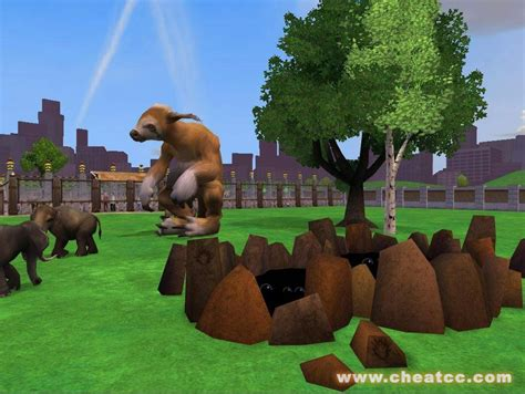 zoo tycoon animals extinct pc screenshots game screen speed cheatcc