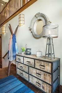 Deco entree appartement et maison de style campagne chic for Meubles pour petit appartement 0 deco entree appartement et maison de style campagne chic