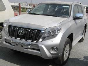 Toyota Land Cruiser Prado Tx L 2 7l Petrol  Manual