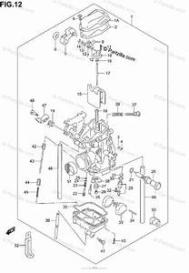 Suzuki Motorcycle 2001 Oem Parts Diagram For Carburetor  E3  E28
