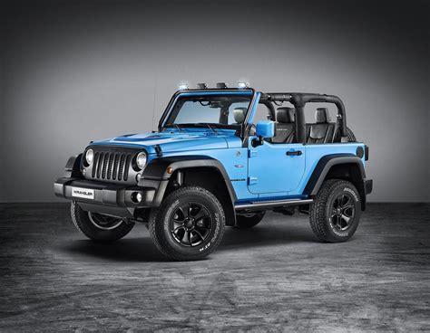 2017 Jeep Wrangler Mopar One Conceptcarz Com