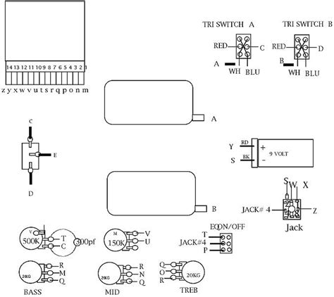 Ibanez Atk Wiring Diagram Images