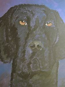 Sampson Painting by Monica Maher
