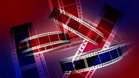 film reel background stock footage video