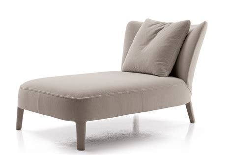 chaise h et h febo chaise longue by antonio citterio for maxalto space